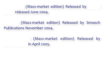 Possessions (Mass-market edition) Released by Leisure Books released June 2004.